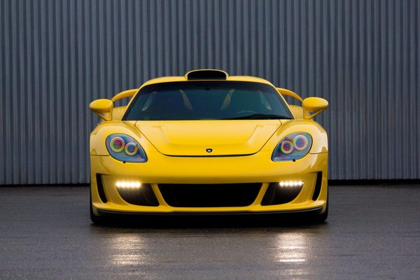 Porsche 980 Carrera Mirage GT в тюнинге Gemballa
