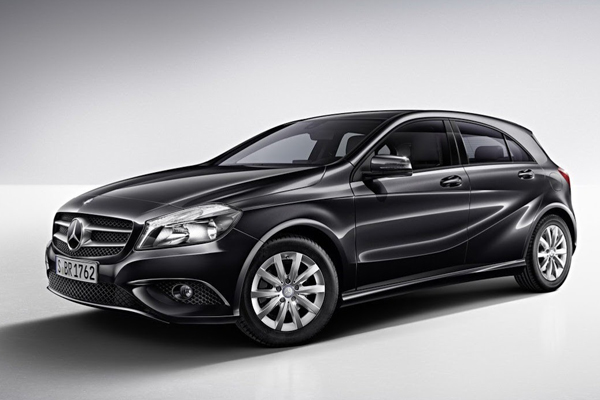 Mercedes-Benz A180 CDI и A180 BlueEFFICIENCY